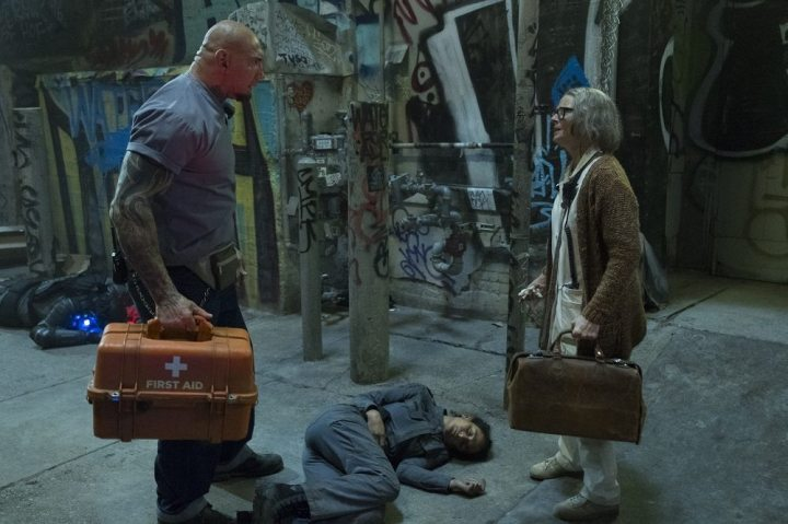 SkyscraperMovie and #HotelArtemis – Review Repost – In Stores Now