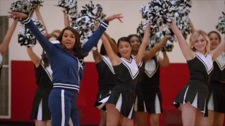 The Wrong Cheerleader